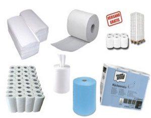 Einweg- / Papierhandtücher