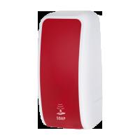 Cosmos Sensor Schaumseifenspender 1000ml weiß/rot
