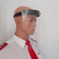 Gesichtsschutzschirm Covid19 für Krankenhaus / OP Bereich